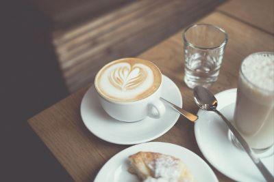 cappuccino coffee design
