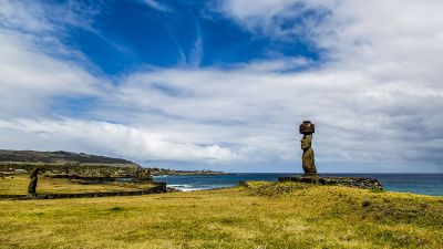statue on land