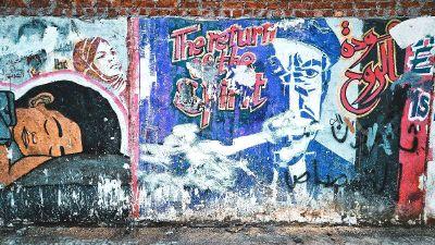 revolutionary wall art