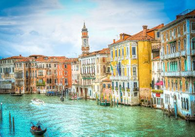 venice on water