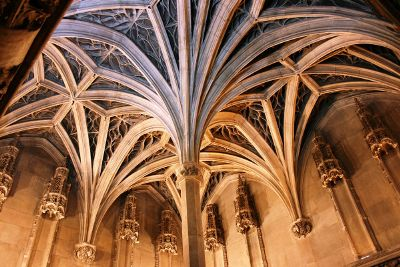 church cathedral ceilings