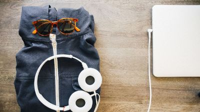 electronics and on the go accessories
