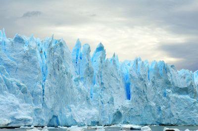 cold iceberg
