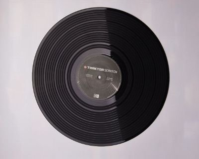 old fashion record