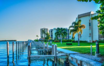 waterfront residential development