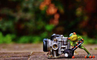 frog mechanic