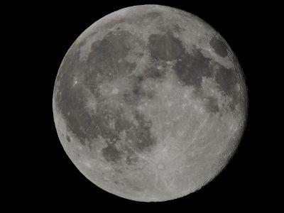 moon up close