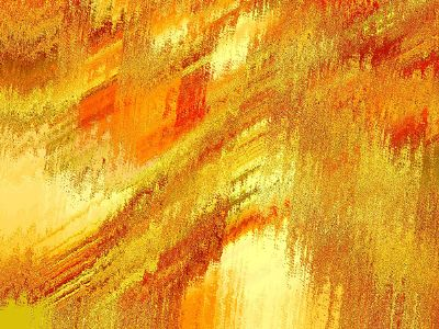 orange coloured wall paint