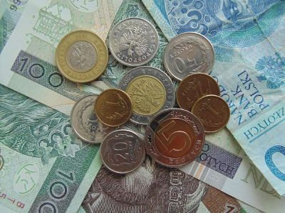 currency coins and notes