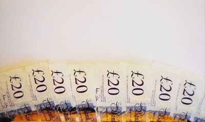 twenty sterling