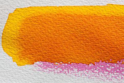 orange spill