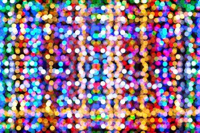 blurry lighting