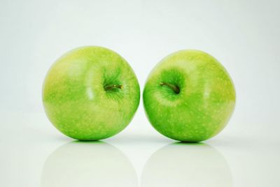 green apples still life photograph