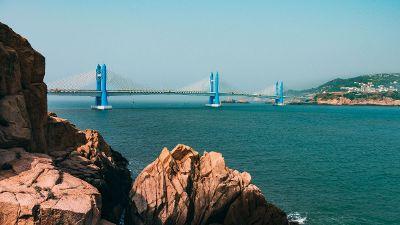 ocean bridge