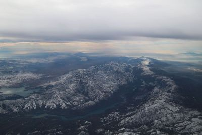 a view from sky
