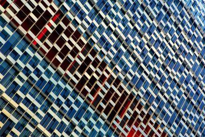 contemporary design facade