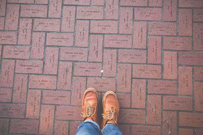 bricks with names