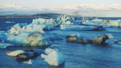 iceberg waterway