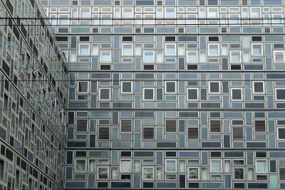 windows on building