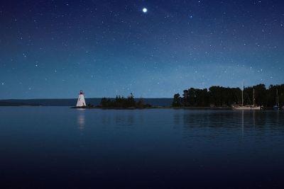 lake lighthouse