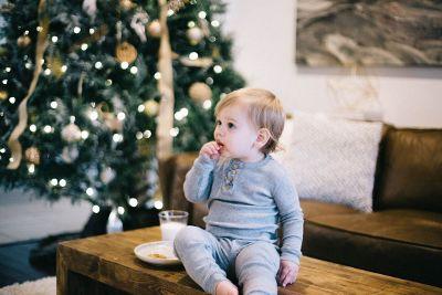 baby and christmas