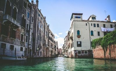 canal waterway