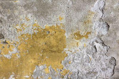 uneven concrete