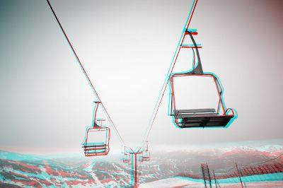 3d sky tram